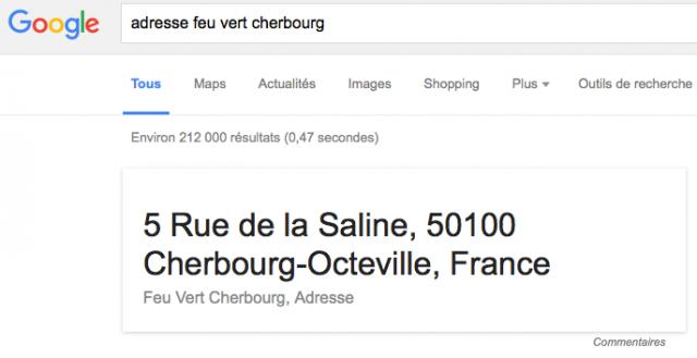 adresse_feu_vert_cherbourg_-_Recherche_Google