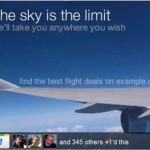 Arrivée du bouton +1 dans les publicités AdSense