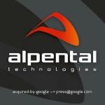 Google rachète Alpental Technologies