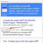 AMP arrive en force dans Google ! En profitez-vous ?