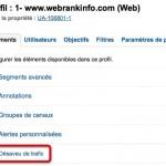 Tutoriel : désavouer du trafic dans Google Analytics