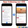 App Indexing iPhone et iOS
