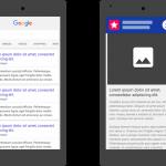 Google souhaite bannir les pubs interstitielles pour applis qui prennent tout l'écran