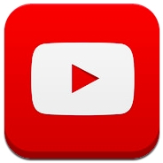 Logo app Youtube