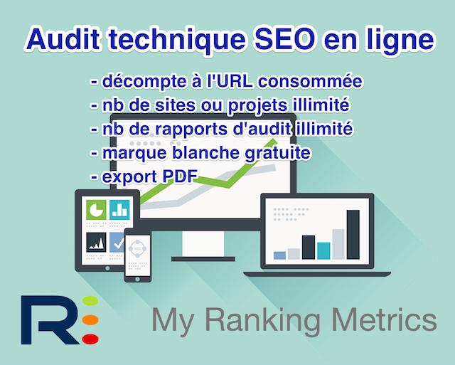 Audit SEO RM Tech