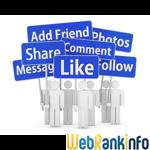 Avoir plus de partages Facebook, Twitter, Google+