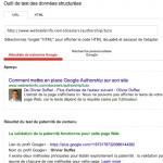 Sur quels types de pages peut-on intégrer Google Authorship ?