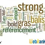 Les balises B et STRONG ont le même impact en référencement naturel Google