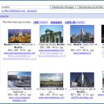 Du nouveau dans la recherche d'images sur Google