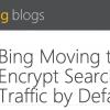 Bing en HTTPS