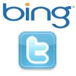 Bing resigne avec Twitter (mais toujours rien pour Google)