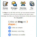 Google sort la version française de Blogger