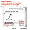 Brevet Google qualité vidéo