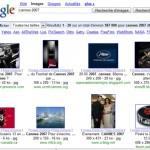 Chercher des visages dans Google Images