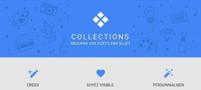 """غوغل تطلق وظيفة المجموعات تحمل اسم """"المجموعات- Collections"""""""