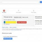 Le comparateur d'assurance auto de Google aux USA en 2015 ?