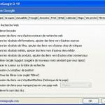 L'extension Firefox CustomizeGoogle