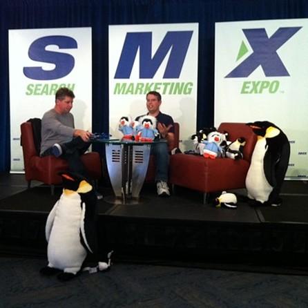 Matt Cutts parle de Penguin (conférence SMX)