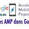Démo pages AMP Google