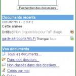 Google Docs disponible sur les mobiles