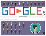Jeu Doodle Google Doctor Who