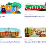 Google Doodle: présentation de l'équipe qui crée les doodles