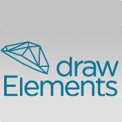 drawElements (logo)