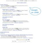 Lancé en 1998, Google fête ses 15 ans avec un easter egg