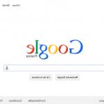 Google à l'envers : elgooG sur com.google
