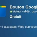 Une extension Chrome qui ajoute un bouton +1 pour recommander n'importe quelle page