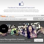 Facebook rachète Face.com, spécialiste de la reconnaissance de visages