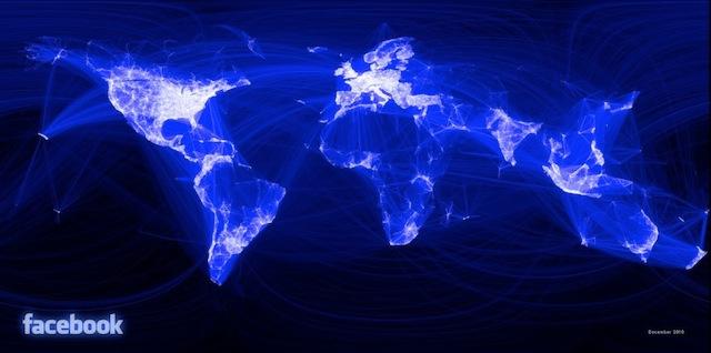 Facebook: relations entre membres