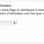 URL personnalisée page Facebook: plus besoin d'avoir 25 fans minimum