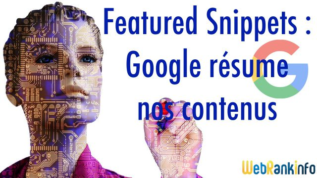 Featured Snippets Intelligence Artificielle