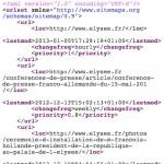 Tutoriel sur le fichier sitemap pour le référencement