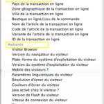 Tuto : filtrer les événements dans Google Analytics