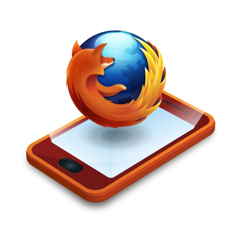 OS Firefox pour mobile