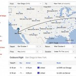 Google sort Flight Search, un outil complet de recherche de billets d'avion