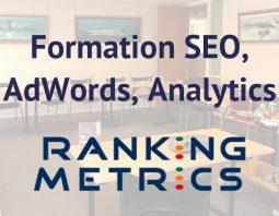 Formation Ranking Metrics