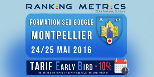 Formation SEO Montpellier