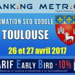 Formation au référencement naturel à Toulouse
