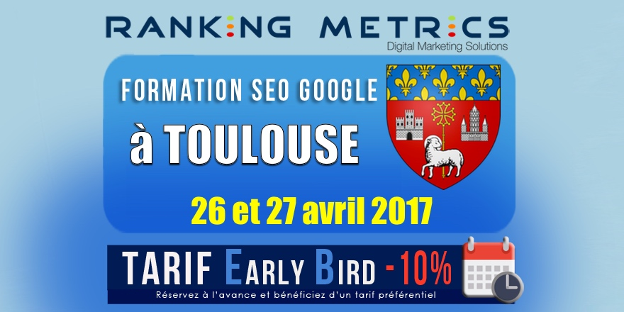 Formation SEO Toulouse