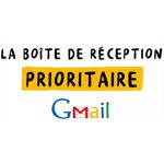 La boîte de réception prioritaire de la messagerie Gmail