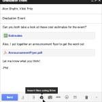 Comment envoyer une pièce jointe jusqu'à 10 Go avec Gmail