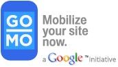 Rendez votre site mobile avec Google GoMobile