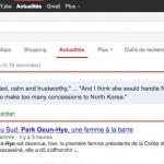 Google Actualités intègre des citations dans les SERP