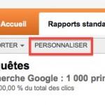 Tutoriel Google Analytics : personnaliser les rapports standards