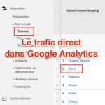 Comment réduire les erreurs associées au trafic direct dans Google Analytics