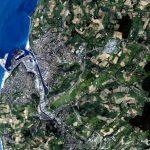 La terre vue par satellite : accord entre Google et Spot Image