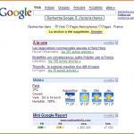 Google HomePage API: Google se met aux widgets
